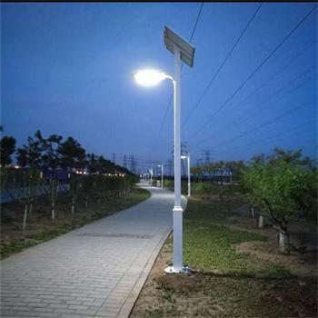 灯杆厂led太阳能路灯价格图片